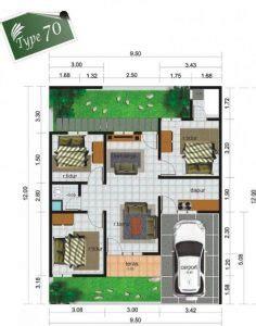 harga rumah type  terbaru februari  murah terbaik
