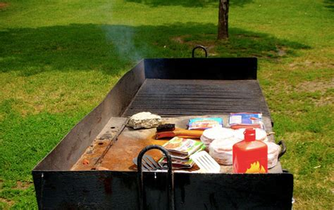 Backyard Bbq Park The Top Five Parks With Outdoor Bbq Grills In Toronto