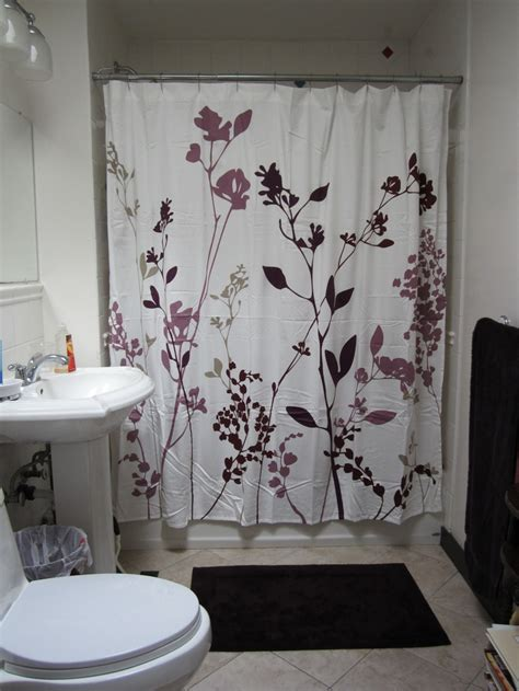 shower curtains for mens bathroom 1000 images about ideas for my grey and purple bathroom