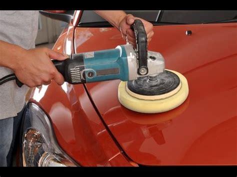 como pulir un auto como pulir un auto recien pintado