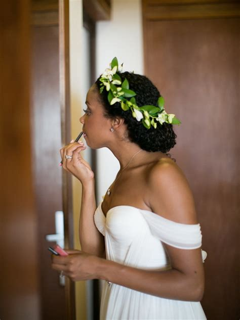 Wedding Hair For Naturals by Bridal Hairstyles Hergivenhair