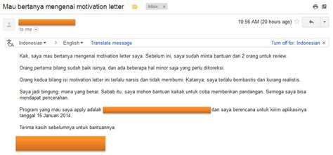 contoh biography bahasa indonesia contoh cover letter dalam bahasa indonesia contoh surat