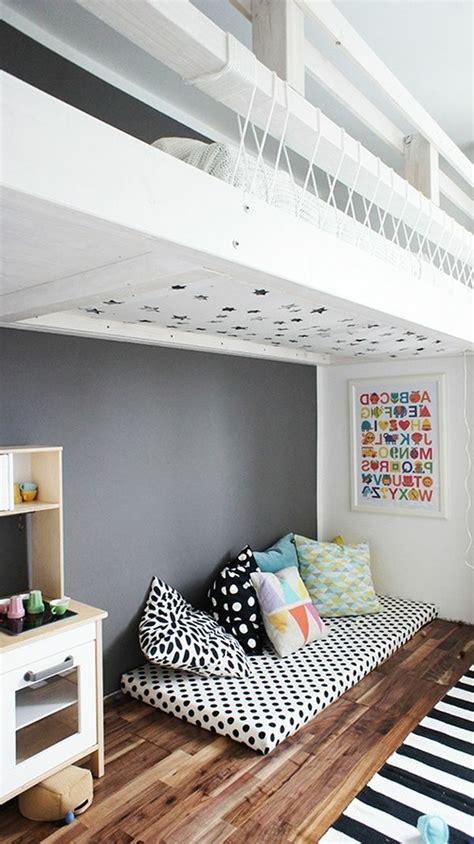 coole themen für zimmer bett babyzimmer idee