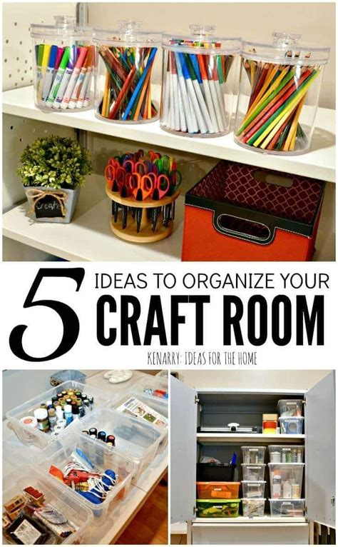 room organization ideas craft room organization 5 easy and creative ideas to tidy up supplies