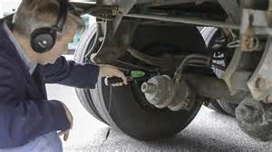 Air Brake System Leaks Leak Detection Smoke Dye And Electronic Methods