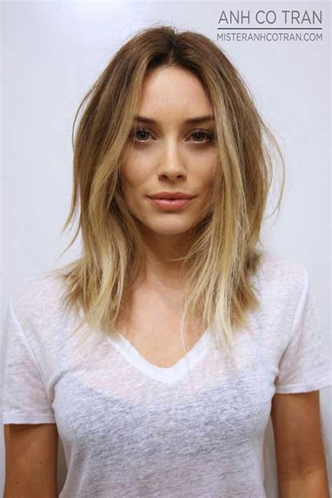Hairstyles For 2016 Length by Shoulder Length Hairstyles 2016 Hairstyles Haircuts