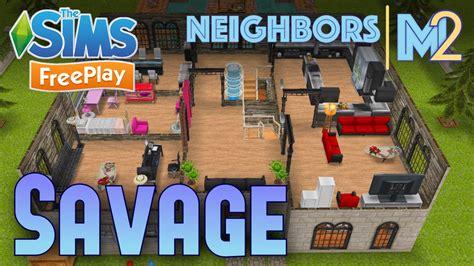 design clothes neighbor sims freeplay sims freeplay savage s house neighbor s original house