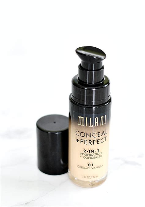 Foundation Milani Milani Conceal 2 In1 Foundation Review
