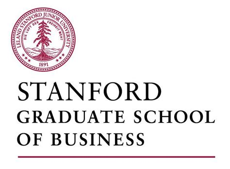 Stanford Mba Class Size by Stanford Business School Logo