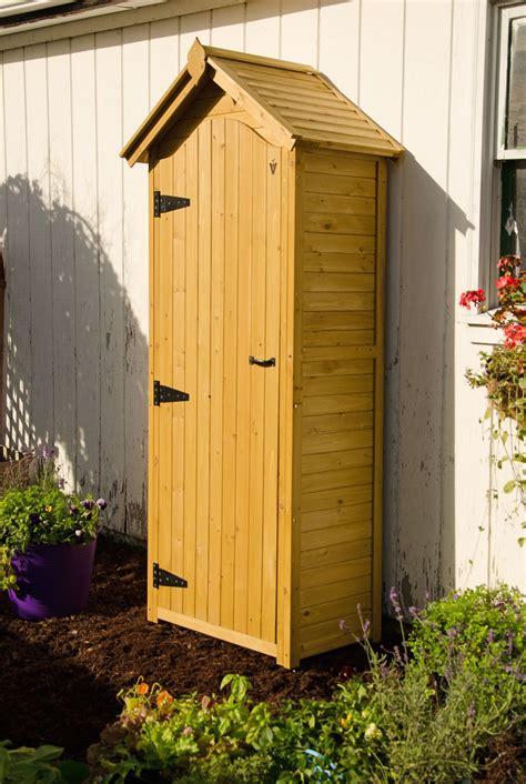 sentry shed garden tool shed garden tool storage gardeners supply gardenerscom