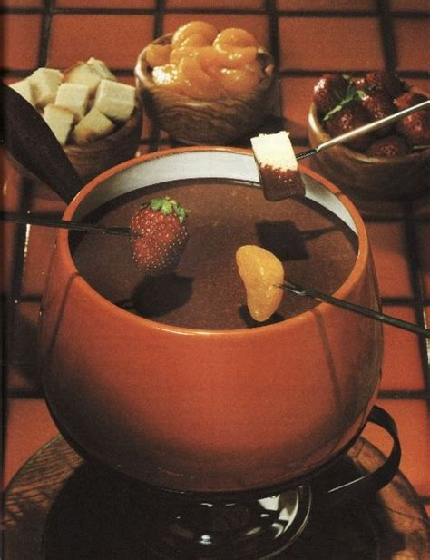 The Most Fabulous Fondue by Chocolate Fondue Recipe Fondue Recipes Fondue