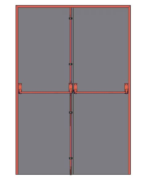 panic bars for glass doors s s industries panic bars