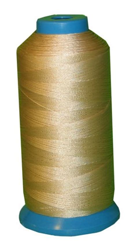 upholstery thread sizes item4ever army tan bonded nylon sewing thread size 69 t70
