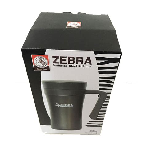 Zebra Wall Mug 450 Ml zebra 450ml curve vacuum mug end 5 27 2019 4 53 pm