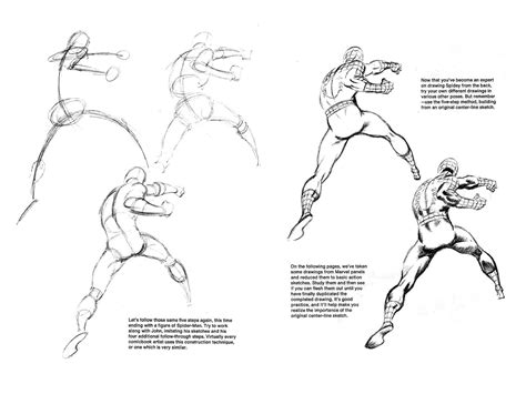 how to draw comics the marvel way how to draw marvel comic