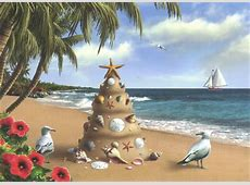 Holiday in Paradise Box of 18 Warm Weather Tropical ... Free Clip Art Weather Pictures