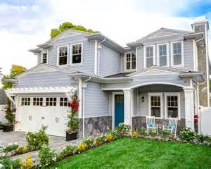 inspiration for traditional gray two story exterior los angeles white wood readers brag post