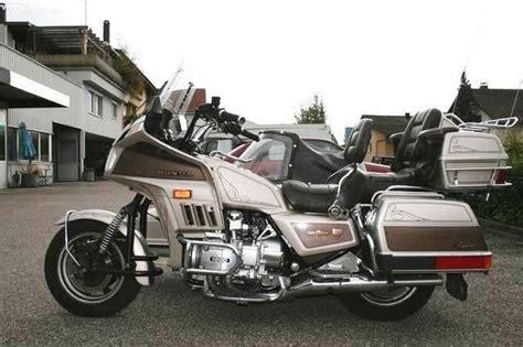 Motorrad Mit Seitenwagen Vermietung by Motorrad Occasion Kaufen Honda Gl 1200 A Gold Wing