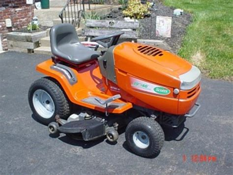 Scotts Lawn Mower S1642 S1742 S2046 Factory Service
