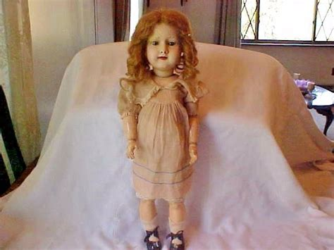 guide to jointed doll antique wood composite jointed doll 20 quot antique price
