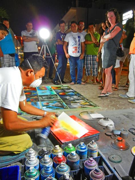 Spray Paint Artists In Mexico By Coronado