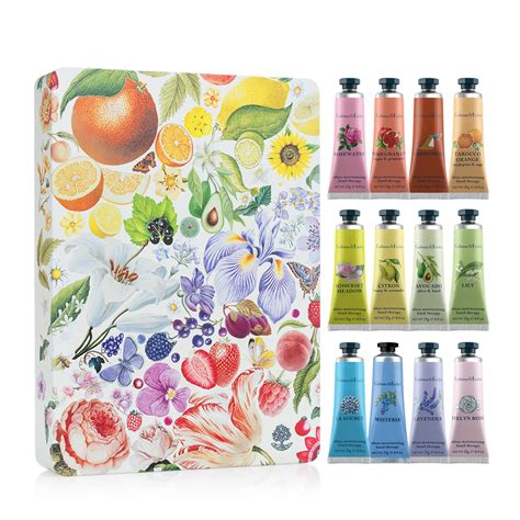 Crabtree And Evelyn Gift Card - crabtree evelyn hand therapy paint tin box