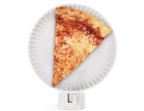 Pizza Lights by A Pizza Light Because Of Course