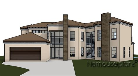 glass house plans modern double storey house plans in modern tuscan home t337d floor plans collection
