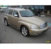 2007 Chevrolet HHR LT In Sandstone Metallic  535573 All