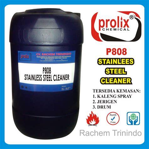 Pembersih Penghancur Karat jual stainless steel cleaner untuk pengelasan dan
