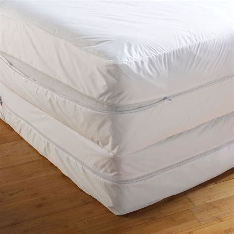 bed bug mattress protector bed bug mattress protector 33cm depth pestrol nz