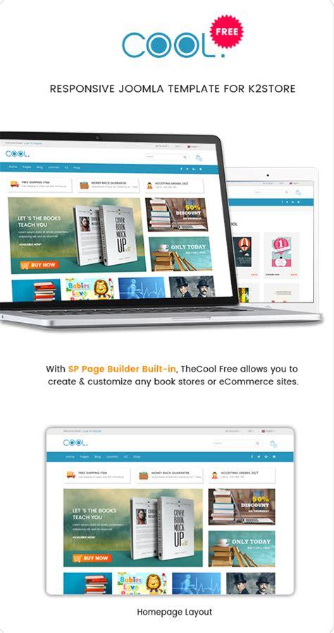 template joomla free ecommerce free responsive ecommerce joomla template sj thecool free