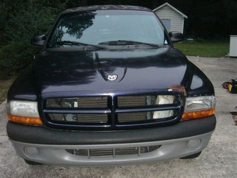 dodge dakota 2 door find used 1999 dodge dakota sport extended cab 2
