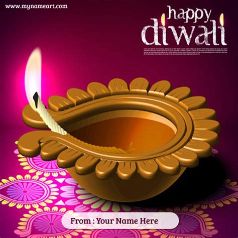 beautiful greeting cards with my name and lover write name on diwali greeting card wishes greeting card