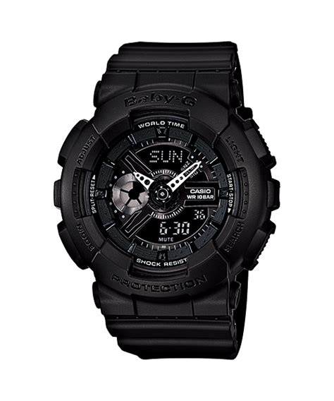 ba 110bc 1a g shock tandem series baby g timepieces casio