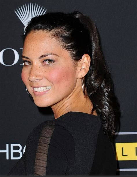 mun hair 20 chic hairstyles from olivia munn pretty designs