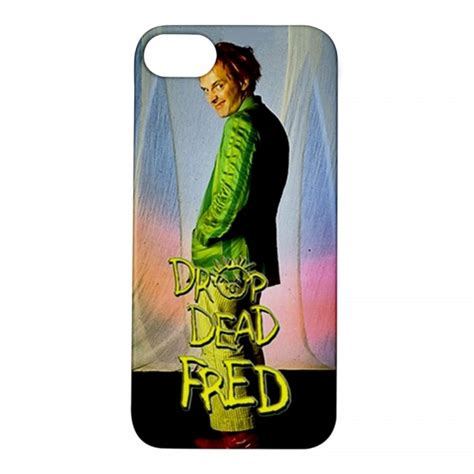 Drop Dead For Iphone 5c rik mayall drop dead fred apple iphone 5s