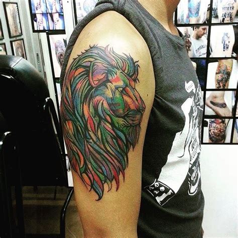 55 amazing wild lion tattoo designs and meaning choose yours