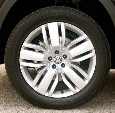 wheel  volkswagen atlas
