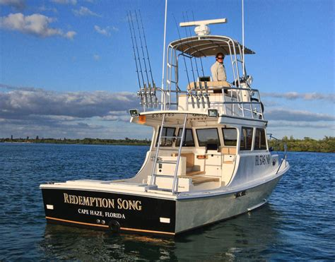 charter boat keepah the boat f v redemption song another keeper charters