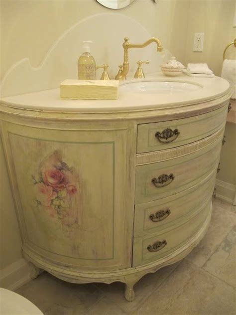 shabby chic bathroom vanity shabby chic bathrooms