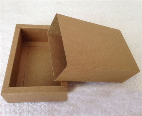 Paper Box Crafts - aliexpress buy 100pcs kraft drawer paper box for