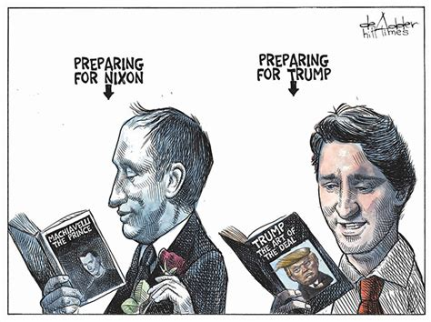 Ways To Deal With An Ill Tempered by The Trudeaus Dealing With Ill Tempered Elephants