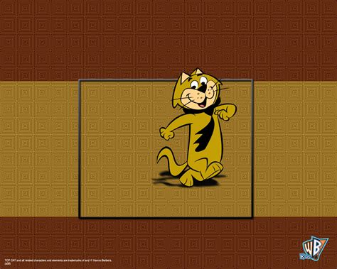 wallpaper top cat top cat hanna barbera wallpaper 26215099 fanpop