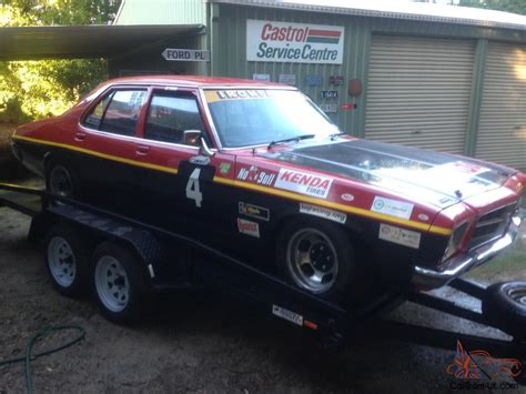 holden race car for sale holden hq race car with trailer and ready to race
