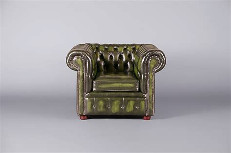 green chesterfield armchair chesterfield club armchair green chairs furniture on