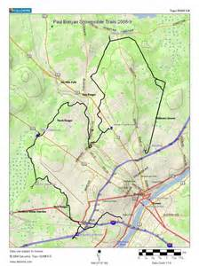 northeast trail map penobscot snowmobile club northeast snow