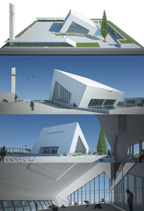 Superior House Plan Architects #9: Contemporary_mosque.jpg
