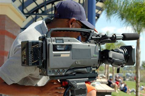 news cameraman  stock photo public domain pictures