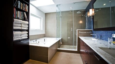Modern Bathroom Ensuite Modern Ensuite